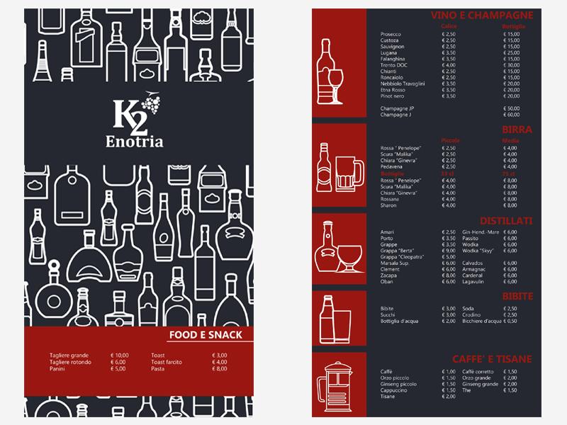 Locandina evento K2 - inaugurazione
